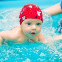 Плавание детей с первого месяца жизни в аквацентре Здоровый ребенок