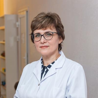 Сковзгирд Инна Николаевна - фтизиатр