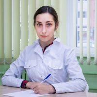 Высоцкая Диана Витальевна - педиатр