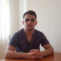 Черных Олег Витальевич - детский массажист в медицинском центре