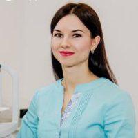Черных Евгения Николаевна - офтальмолог