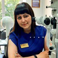 Фролова Анастасия Игоревна - детский офтальмолог.